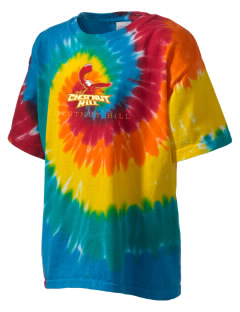 Chestnut Hill College Griffins Kid's Tie-Dye T-Shirt