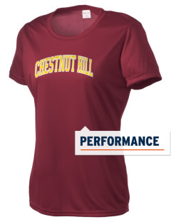 Chestnut Hill College Griffins Women's Competitor Performance T-Shirt