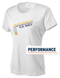 USS San Antonio Women's Competitor Performance T-Shirt