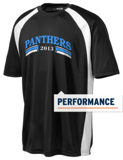 Westmoore Elementary School Panthers Men's Dry Zone Colorblock T-Shirt
