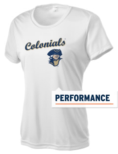 George Washington University Colonials Women's Competitor Performance T-Shirt