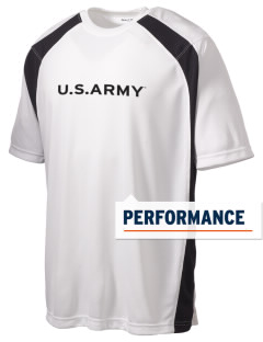U.S. Army Men's Dry Zone Colorblock T-Shirt