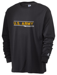 U.S. Army  Russell Men's Long Sleeve T-Shirt