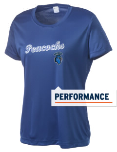 Saint Peter's University Peacocks Women's Competitor Performance T-Shirt