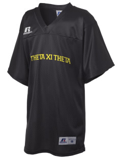 Theta Xi Theta Russell Kid's Replica Football Jersey