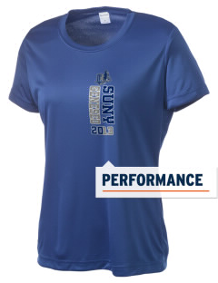 SUNY Geneseo Knights Women's Competitor Performance T-Shirt