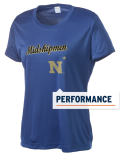 United States Naval Academy Midshipmen Women's Competitor Performance T-Shirt