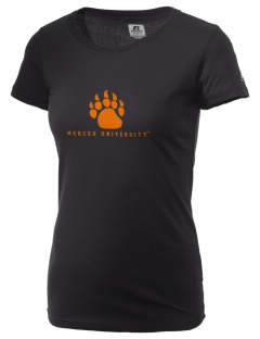 Mercer University Bears  Russell Women's Campus T-Shirt