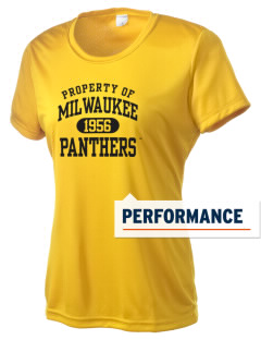 University of Wisconsin-Milwaukee Panthers Women's Competitor Performance T-Shirt