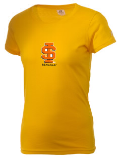 Idaho State University Bengals  Russell Women's Campus T-Shirt