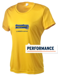Northern Arizona University Lumberjacks Women's Competitor Performance T-Shirt