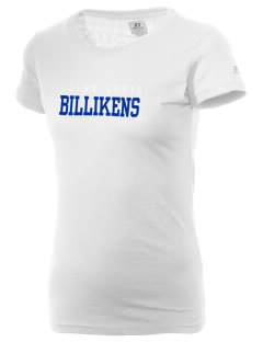 Saint Louis University Billikens  Russell Women's Campus T-Shirt