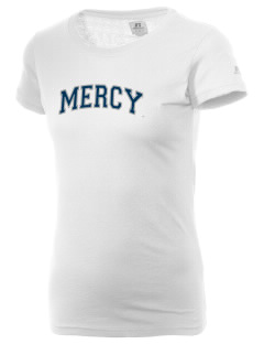 Mercy College Mavericks  Russell Women's Campus T-Shirt