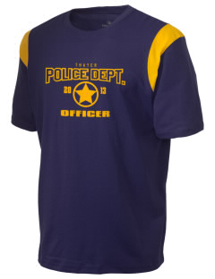 Thayer Police Department Holloway Men's Rush T-Shirt