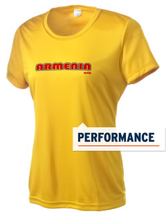 Armenia Women's Competitor Performance T-Shirt