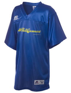 Bahamas Russell Kid's Replica Football Jersey