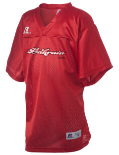 Bahrain Russell Kid's Replica Football Jersey