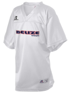 Belize Russell Kid's Replica Football Jersey