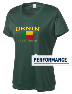 Benin Women's Competitor Performance T-Shirt