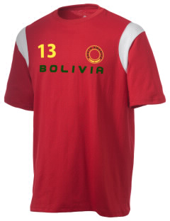 Bolivia Holloway Men's Rush T-Shirt