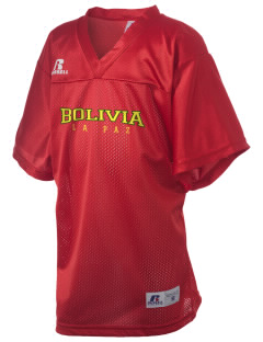 Bolivia Russell Kid's Replica Football Jersey