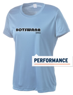 Botswana Women's Competitor Performance T-Shirt
