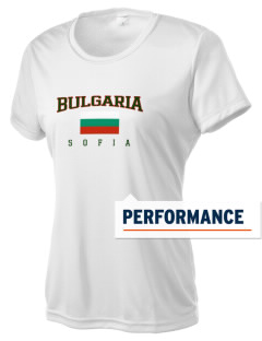 Bulgaria Women's Competitor Performance T-Shirt