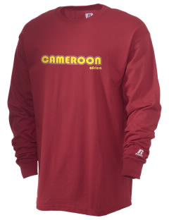 Cameroon  Russell Men's Long Sleeve T-Shirt