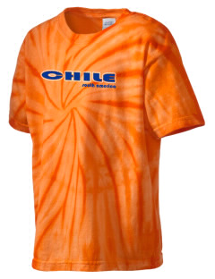 Chile Kid's Tie-Dye T-Shirt