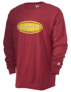 Colombia  Russell Men's Long Sleeve T-Shirt