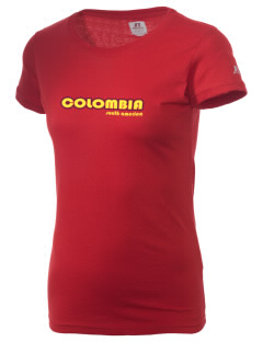 Colombia  Russell Women's Campus T-Shirt