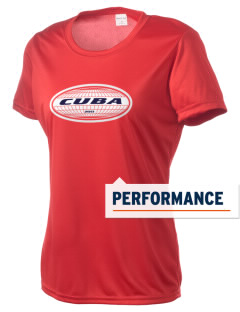 Cuba Women's Competitor Performance T-Shirt