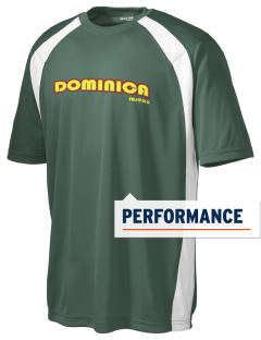 Dominica Men's Dry Zone Colorblock T-Shirt