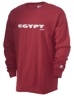 Egypt  Russell Men's Long Sleeve T-Shirt