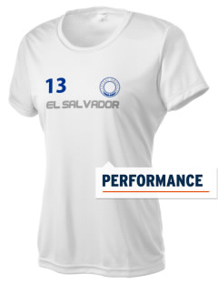 El Salvador Women's Competitor Performance T-Shirt