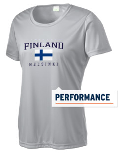 Finland Women's Competitor Performance T-Shirt