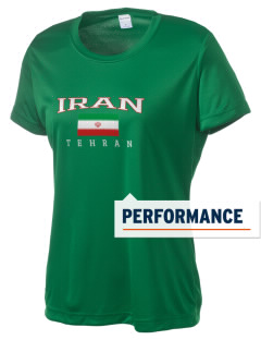 Iran Women's Competitor Performance T-Shirt