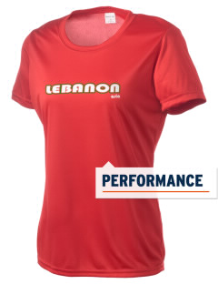 Lebanon Women's Competitor Performance T-Shirt