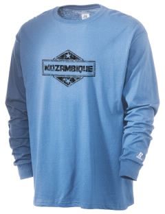 Mozambique  Russell Men's Long Sleeve T-Shirt