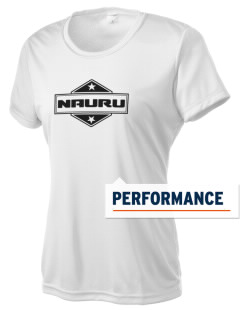 Nauru Women's Competitor Performance T-Shirt