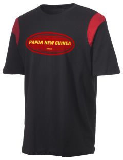Papua New Guinea Holloway Men's Rush T-Shirt