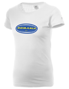 Romania  Russell Women's Campus T-Shirt