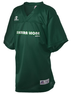 Sierra Leone Russell Kid's Replica Football Jersey