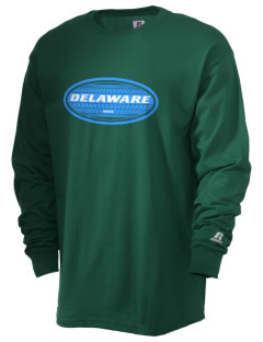 Delaware  Russell Men's Long Sleeve T-Shirt