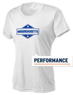 Massachusetts Women's Competitor Performance T-Shirt