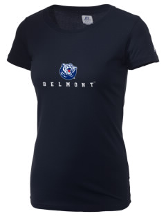 Belmont University Bruins  Russell Women's Campus T-Shirt