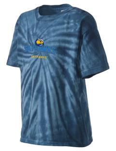 Fort Lewis College Skyhawks Kid's Tie-Dye T-Shirt