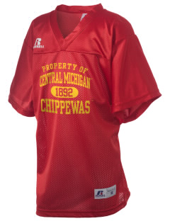 Central Michigan University Chippewas Russell Kid's Replica Football Jersey