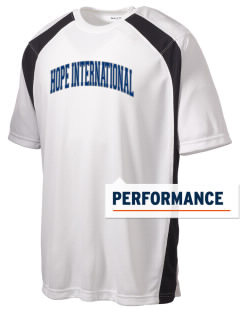 Hope International University Royals Men's Dry Zone Colorblock T-Shirt