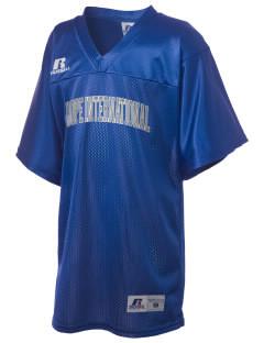 Hope International University Royals Russell Kid's Replica Football Jersey